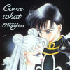 rebecky_mo: Princess Serenity and Prince Endymion: Come What May (Sailor Moon: Come What May)