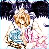 arabesque: +Anima: Cooro, Senri, Nana and Husky hugging (Tiniest OT4)