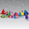 marcicat: (snowbirds on a line)