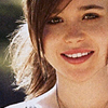 self_espresso: Ellen Page smiling on a sunny day. (sky cannot be so sunful (smiling))