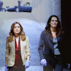 ninamazing: Rizzoli & Isles looking badass & gorgeous as usual (hottest lezzy cops on telly)