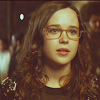 self_espresso: Ellen Page in big adorkable glasses. (shopping for images (spectacles))