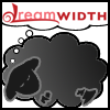 awils1: An adorable black sheep; an altered version of the Dreamwidth logo. (Dreamwidth)