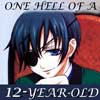 "zlabya: Ciel Phantomhive, with caption ""One Hell of a 12-Year-Old"" (Ciel)"