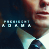 arrow_of_apollo: (Civilian | President Adama)