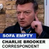 marginaliana: Charlie Brooker doing his newscaster impression. (Brooker - THIS IS NEWS)