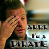ariadne83: danny is ridic (hawaii five-0 arr danny's a pirate)