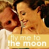 cherieamour: fly me to the moon (nerys and odo)