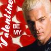 slaymesoftly: (valentine spike)