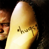 cathexys: Rodney hugging Ronon: *hugs* (hugs (by lim))