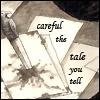 """umadoshi: (Tutu/ItW """"tale you tell"""" (bookelfe))"""