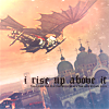 halberdier: Flight Over Venice (Dragon Age: Anders Didn't Do It)
