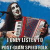 gairid: Goth Hipsteer Accordianist (Humor - Probably never heard of it)