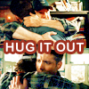 sqweakie: Hug it out: Bobby and Dean (hug it out bobby and dean)