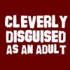 haltlos: ([text] disguised adult)