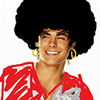 rainspirit: Misty Knight - played by Zac Efron (HEY HANNAH)