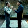 """alee_grrl: Still from """"The King's Speech"""" of the two men facing each other (king's speech)"""