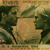 ancarett: (Lovers in a Dangerous Time Lee/Kara BSG)
