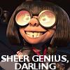 ancarett: (Genius Edna Mode Incredibles)