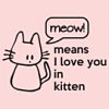 soulforophelia: (love you)
