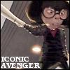 ancarett: (Avenger Edna Mode Incredibles)