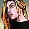 shanaqui: Carol Danvers/Captain Marvel smiling. ((Carol) Come hither)
