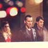 usuallyhats: The Ninth Doctor, Rose and Jack (nine/rose/jack)