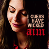angelette: (arrow: thea)
