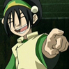 tassosss: (Toph laughing at you)