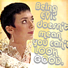 paranoidangel: Servalan, Being evil doesn't mean you can't look good (Servalan looking good)