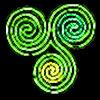queerwolf: (green triskele)