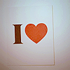 jactrades: Letter I and a heart (Words - I heart)