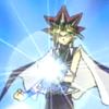 alexseanchai: Yami Yuugi illuminated (Yu-Gi-Oh! Yami Yuugi light)