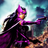 musesfool: Huntress being awesome (don't think cause i understand i care)