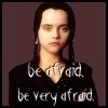 perzephone: Wednesday Addams as played by Christina Ricci (be afraid)
