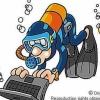 mmmphing: (scuba laptop)