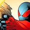 unobtainableredemption: Scarlet Spider, Gun (I'm not going to die today)