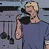 marenfuga: coffee shop AU. Wait, what? (hawkeye)