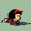 printfogey: Picture of Argentinian cartoon character Mafalda (Default)