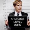 sam80853: (Sherlock loves John)