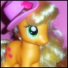 applejack: (Purple Rose)