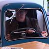 oxfordtweed: Jeremy Clarkson inside a Peel P50 microcar (Jezza - Peel P50)