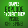 oxfordtweed: (Star Trek - Chris Pine Explodes)