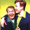 oxfordtweed: (Lick - Conan and Andy)