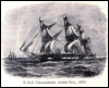 ell: Picture of the sailing ship HMS Challenger (challenger)