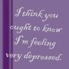 oxfordtweed: (Depressed - H2G2)