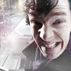 oxfordtweed: (Sherlock - Mad Grin)
