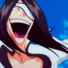 hokuton_punch: An icon of Nnoitora from Bleach laughing maniacally. (bleach molested nnoitora crazy lol)