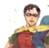 runningred: (Robin)