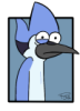 tacobob: Mordecai Not Very Impressed (Default)